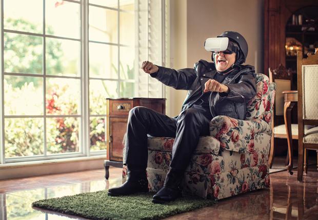 Samsung виртуальная реальность
