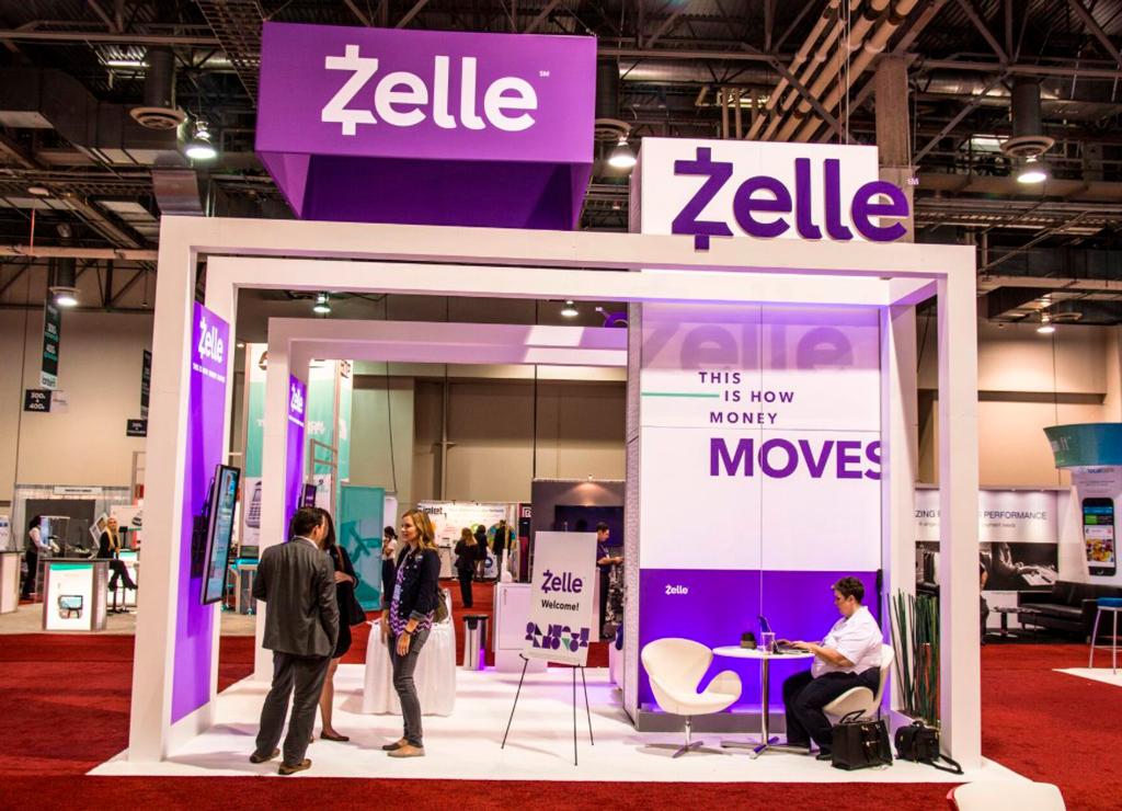 Zelle конкурент для PayPal