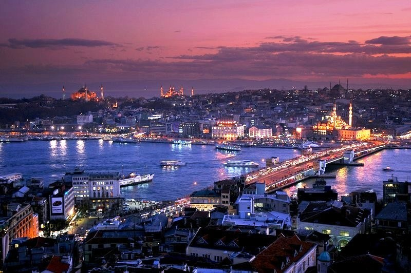Безналичное общество в Турции