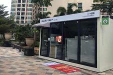 Шопинг будущего: в Китае открылся новый магазин без продавцов