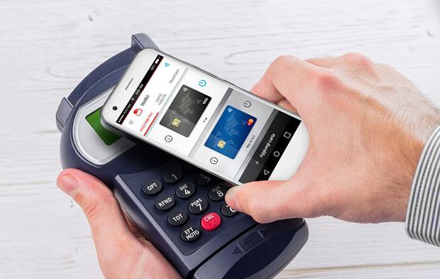 Мобильные платежи в Украине