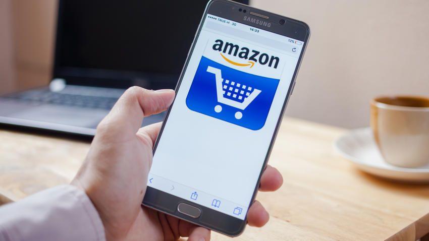Amazon оплата в оффлайне