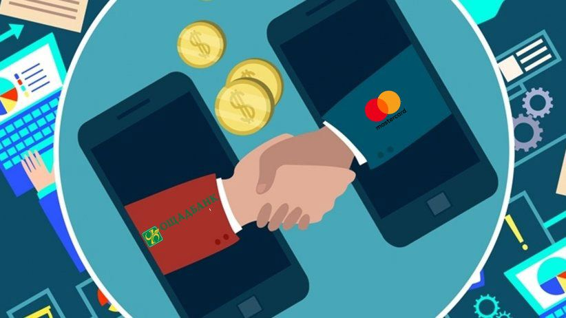 Cashless Киев Mastercard Ощадбанк ВДНХ