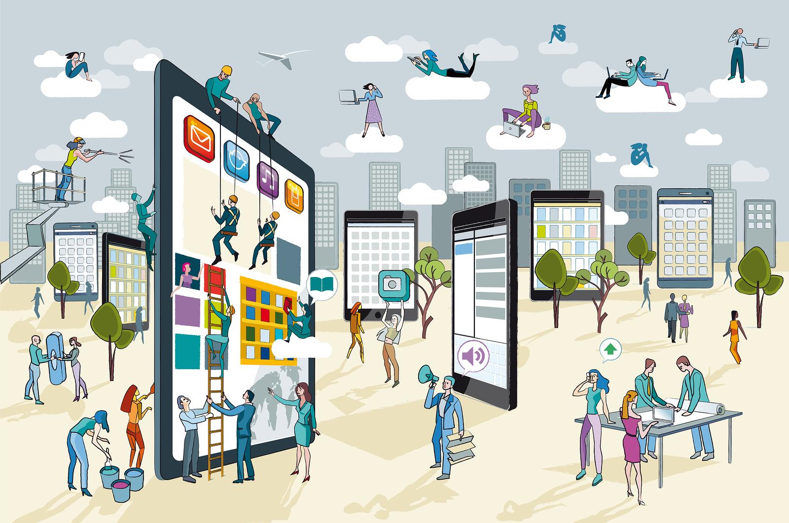 Все будет digital: названы страны-лидеры по уровню развития цифровой экономики