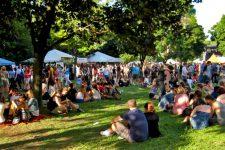 Музыка, кино, еда и cashless: фестивальное лето в Украине 2017