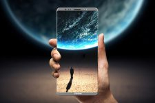 В сети появилось видео Samsung Galaxy Note 8