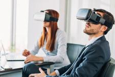 Как виртуальная реальность изменит бизнес — инфографика