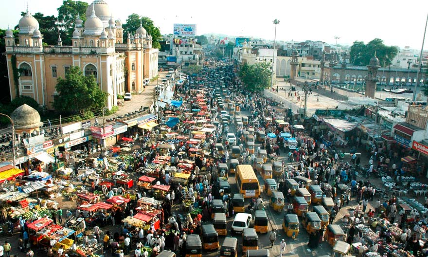 Беспилотные автомобили в Индии