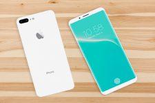 iPhone 8 не будет белым: Apple столкнулась с проблемами при производстве