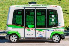 Первый шаг в будущее: в Таллине будут курсировать беспилотные автобусы