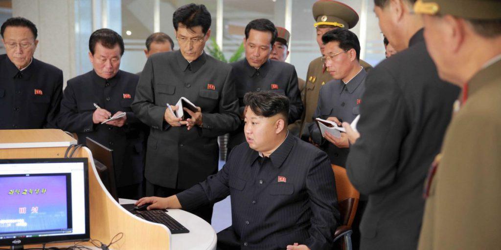 Северная Корея майнинг криптовалют