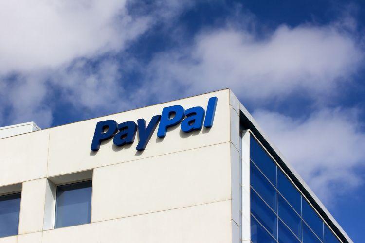 PayPal сделки с Citi и JPMorgan Chase