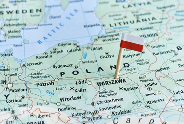 Криптовалюты Польша