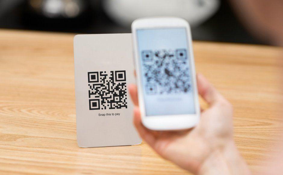 QR-коды для мобильных платежей