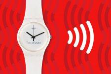 Swatch запустил новое поколение часов для бесконтактных платежей