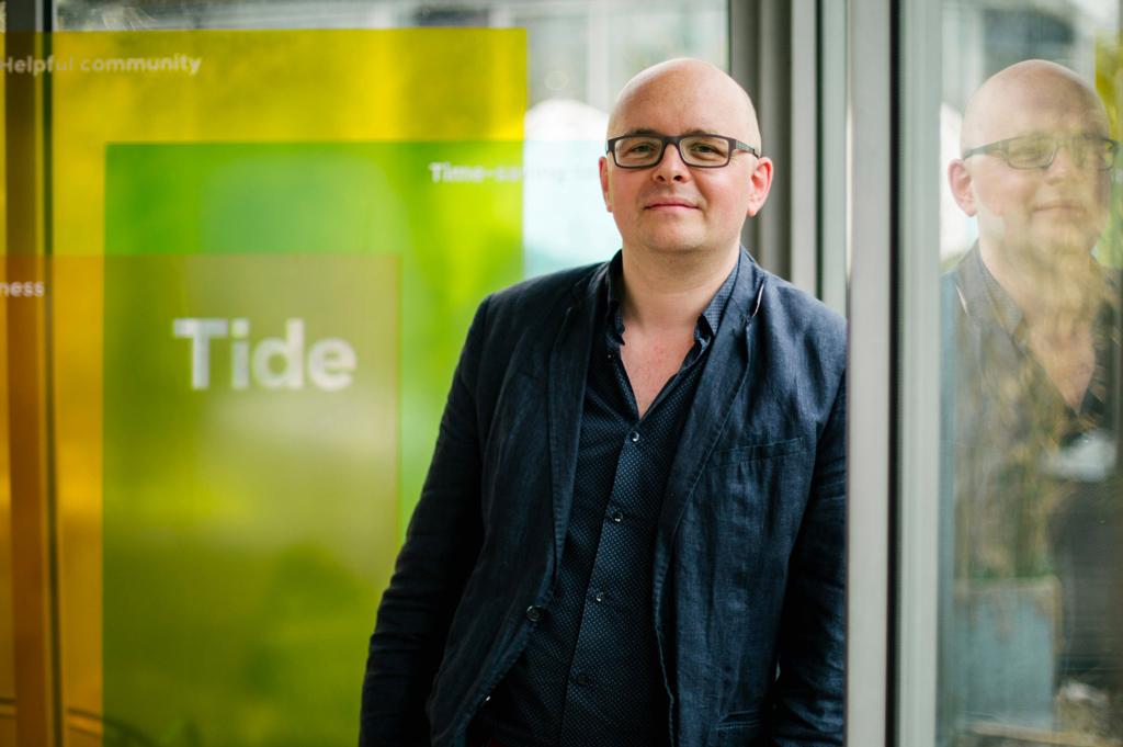 Мобильный банк Tide инвестиции