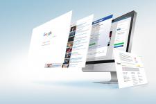 ТОП-25 сайтов уанета: Facebook вместо Vkontakte