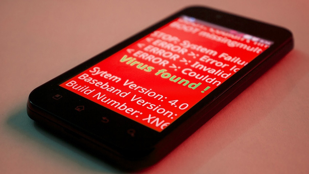 Мобильный вирус