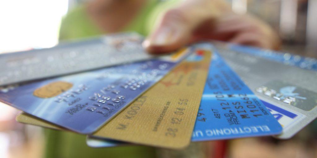 Mastercard Visa UnionPay