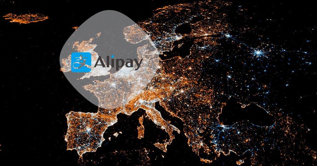 Китайский Alipay продолжает завоевывать европейский рынок