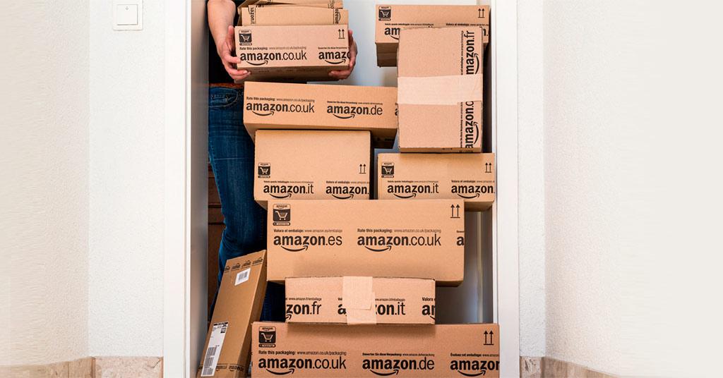 С начала года малый бизнес продал миллиарды товаров через Amazon