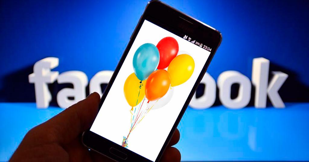 Facebook приложение для обмена фотографиями
