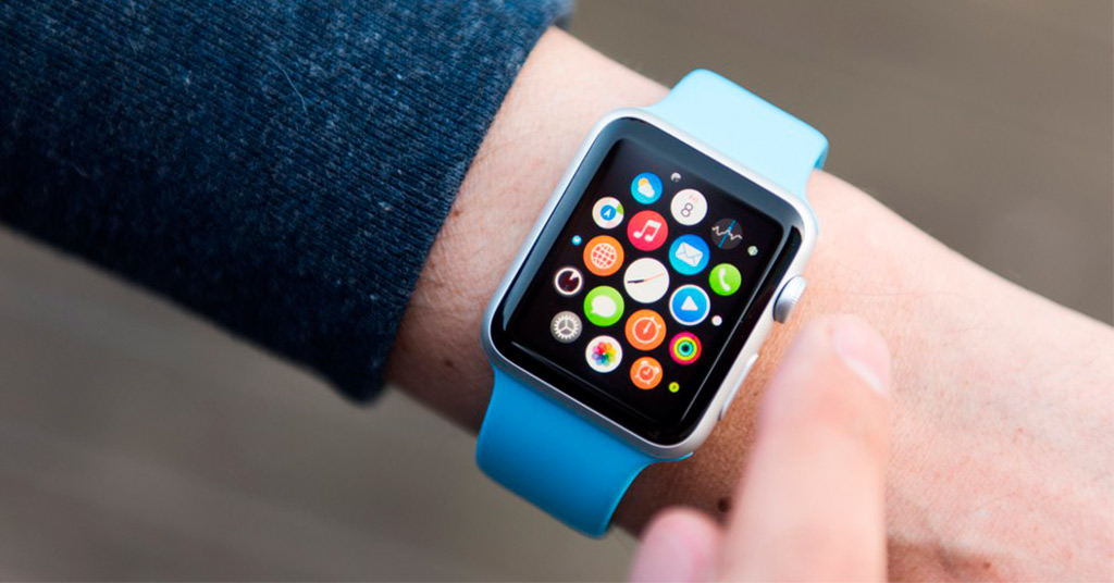 Новая модель Apple Watch