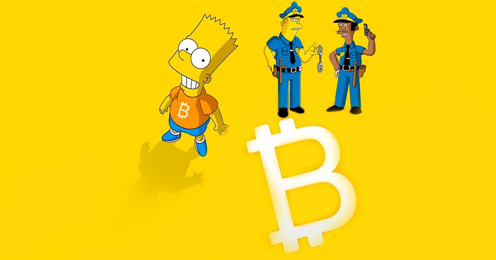 Конфискация криптовалют
