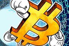 Bitcoin преодолел кризис и побил рекорд стоимости
