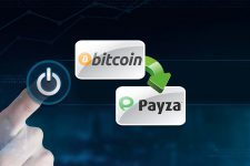 Bitcoin на карту: платежная система Payza запустила новый сервис
