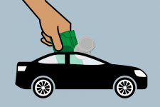 Давать чаевые водителю в приложении Uber можно еще в одной стране