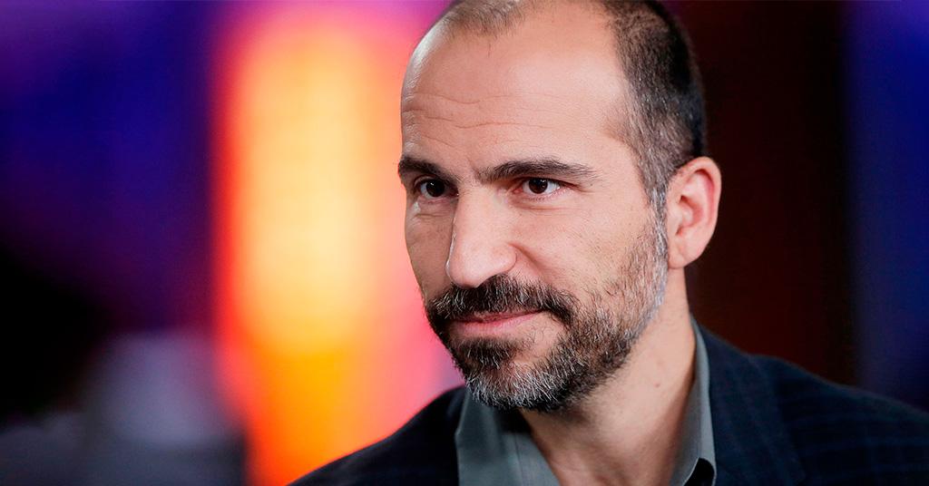 Новый CEO Uber