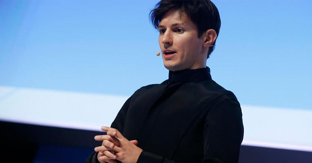 Криптовалюты Павел Дуров