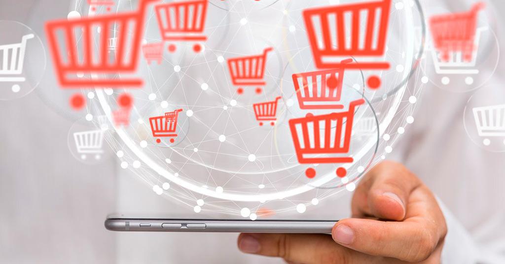 Электронная коммерция в США выросла на 16%