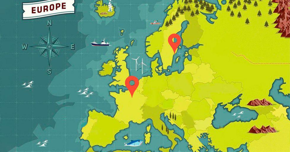 Названы страны ЕС, где растет количество сделок в FinTech