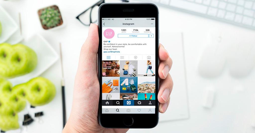 Instagram стимулирует пользователей совершать покупки — исследование
