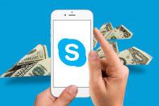 Пользователи Skype смогут отправлять друг-другу деньги
