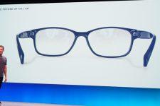 Facebook запатентует очки дополненной реальности