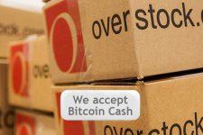Крупный интернет-магазин начинает принимать к оплате Bitcoin Cash