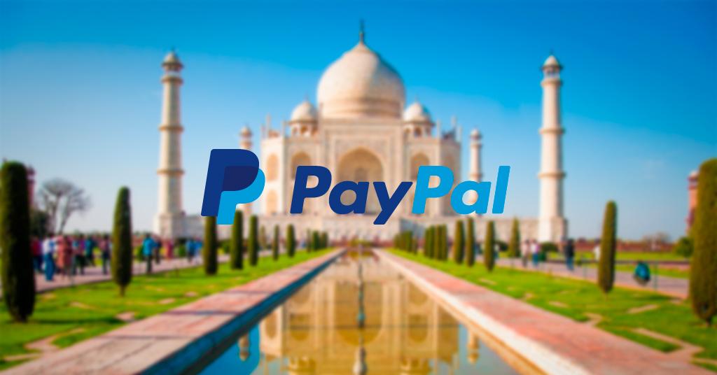 PayPal в Индии