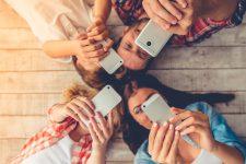 Названы самые популярные смартфоны 2017 года