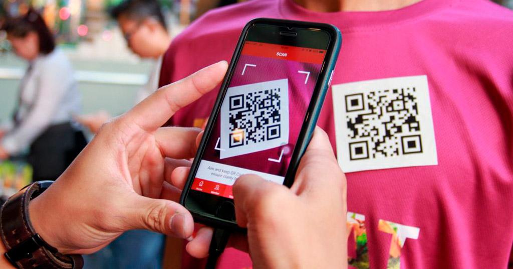 Сингапур разработает универсальный QR-код для платежей