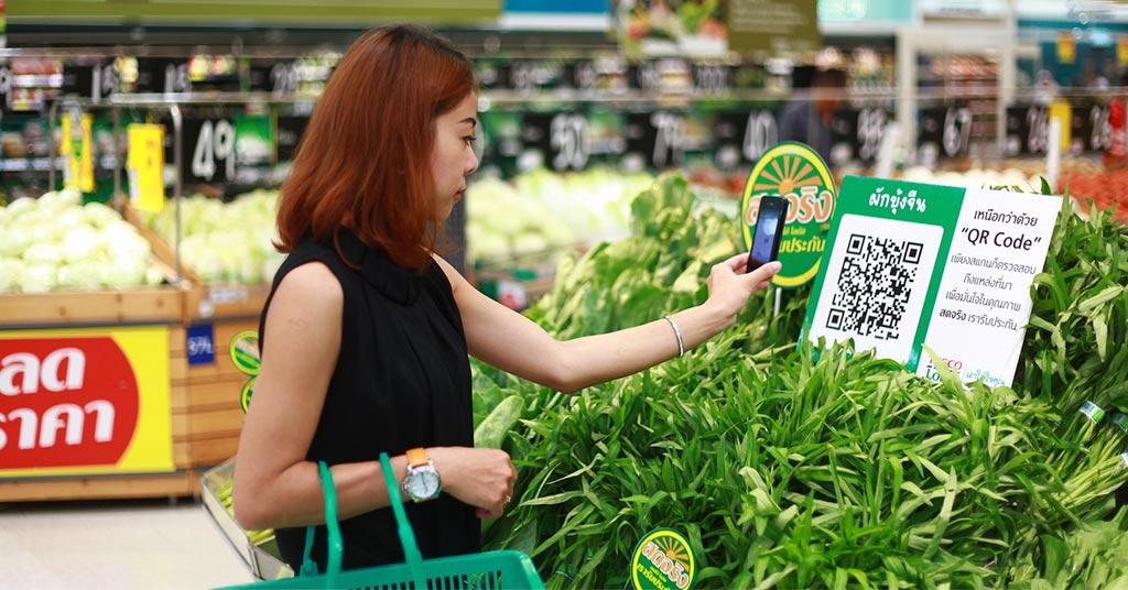 На пути к cashless: в Таиланде стандартизировали QR-коды