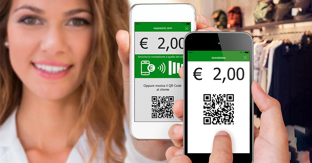 В итальянских магазинах запустят платежи по QR-кодам
