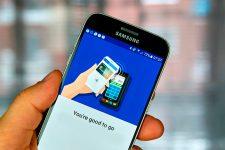 Объемы транзакций с Samsung Pay бьют рекорды