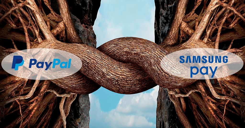 Мобильная экспансия PayPal: компания объявила об интеграции с Samsung Pay