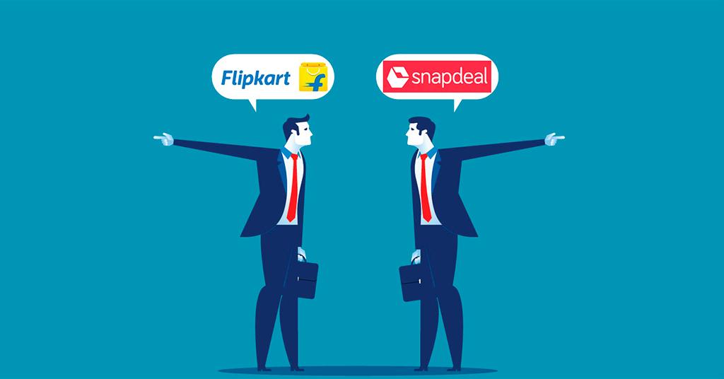 Крупная сделка в индийском e-commerce провалилась
