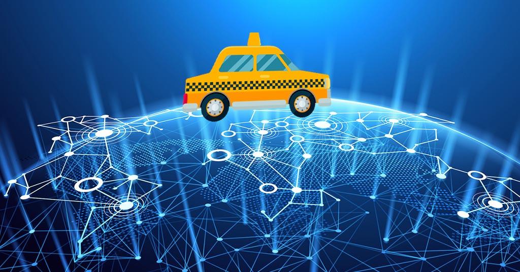 Блокчейн автомобили кар-шеринг