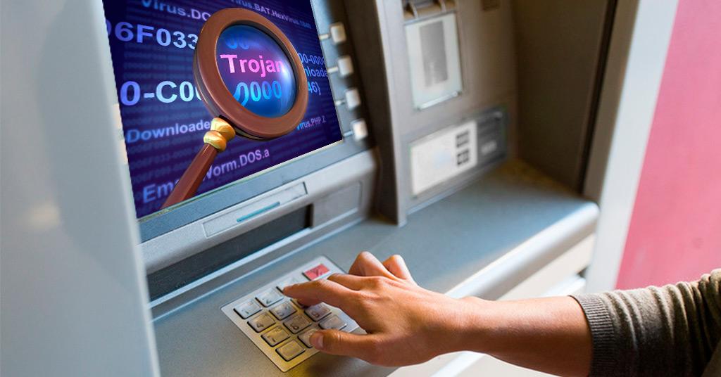 Троян GreenDispenser: подсчитан ущерб от атак на банкоматы и банки