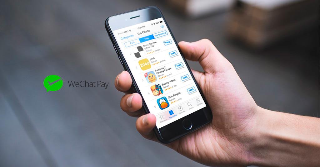Apple разрешил оплату покупок в App Store через китайский WeChat Pay